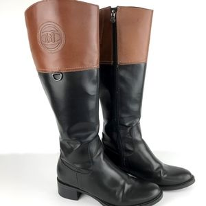 "Etienne Aigner |  ""Chastity"" Tall Riding Boots"